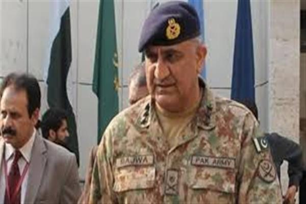 Pakistan's new army chief Bajwa needles India, threatens to escalate firing along LoC