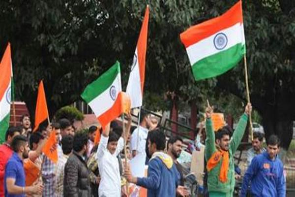 Union Minister flags of 'Tiranga Yatra', to hoist tricolour at Lalchowk in Srinagar | KNO