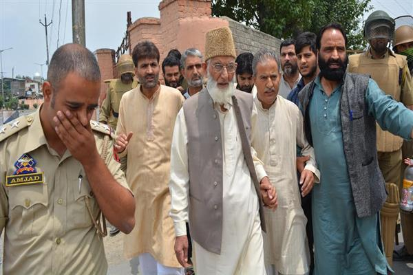 NIA : Geelani's sons to fly back home, asked to report again on Aug 18 | KNO