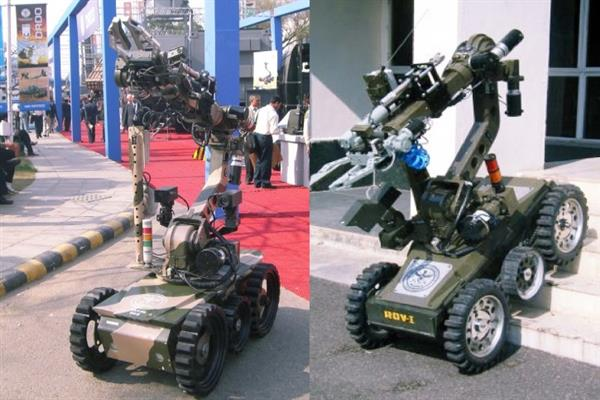 Indian Army Is Planning To Deploy 544 Robots To Fight Militants In JK | KNO