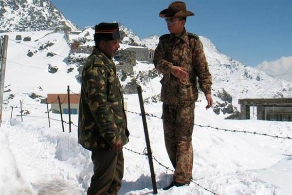 Chinese troops attempt to cross LAC at Ladakh, stopped by Indian Army | KNO