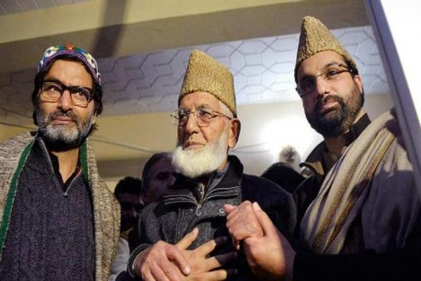 JRL reacts over Omar's statement on Article 35A | KNO