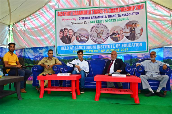 2-Day Thang-Ta championship kickstarts at Sanctorum Sopore | KNO