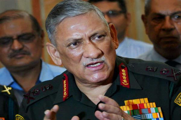 Condition in Kashmir improving : Army Chief | KNO