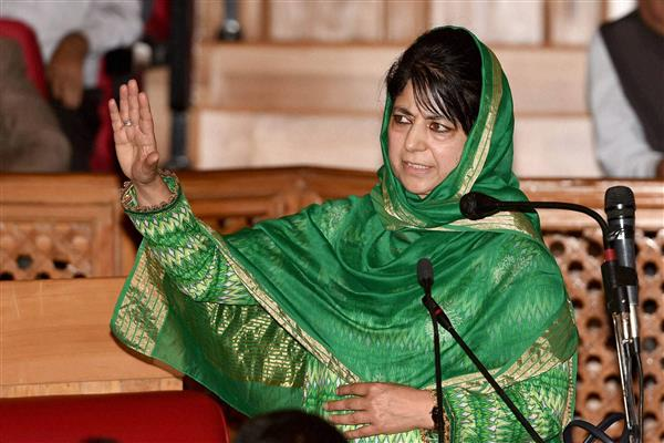 Ladakh Muslims write to CM about 'threat' from Budhists | KNO