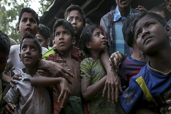 40 per cent of Rohingyas in Myanmar have fled to Bangladesh : UN | KNO