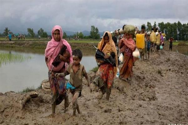 Some Rohingyas 'linked to Pakistan terror groups : Modi Govt to SC | KNO