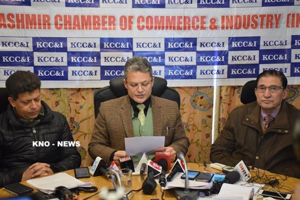 KCC&I thanks LG, JK Bank management for launching two schemes | KNO