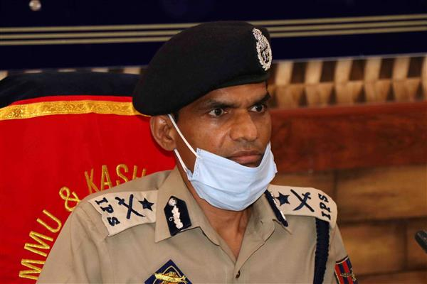 Militancy not wiped out from South Kashmir yet, but huge dent caused to outfits: IGP Kashmir | KNO