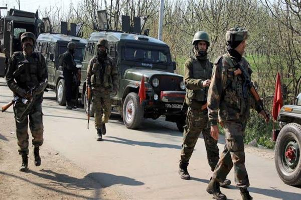 One militant killed in ongoing Ranbirgarh gunfight | KNO